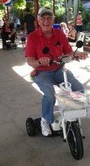 EMU Trike® = Mobility with Dignity.