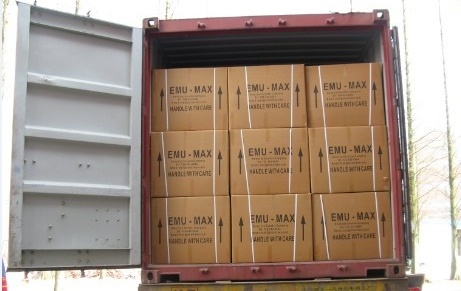 EMU Trikes Shipping